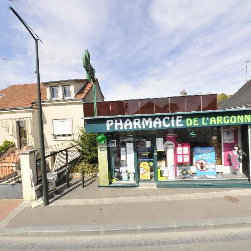 Pharmacie Ménard Sophie - Pharmacie - Orléans