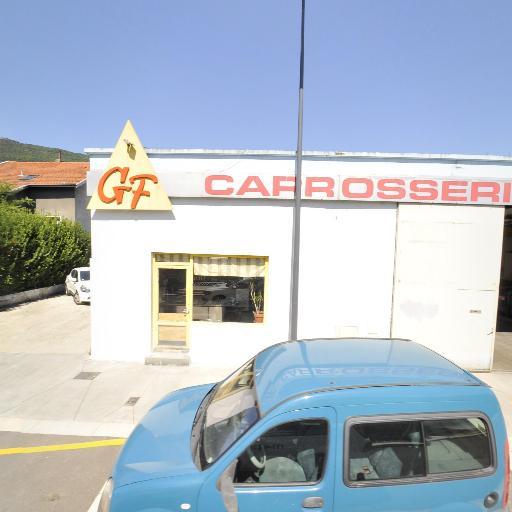 Gf Carosserie - Garage automobile - Grenoble