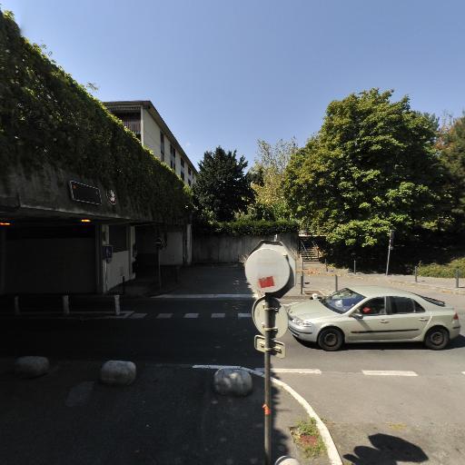 Parking Grenoble Gervasoti - PARK GRENOBLE ALPES METROPOLE - Parking public - Grenoble