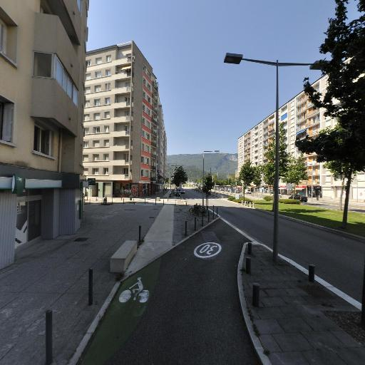 BNP Paribas - Banque - Grenoble