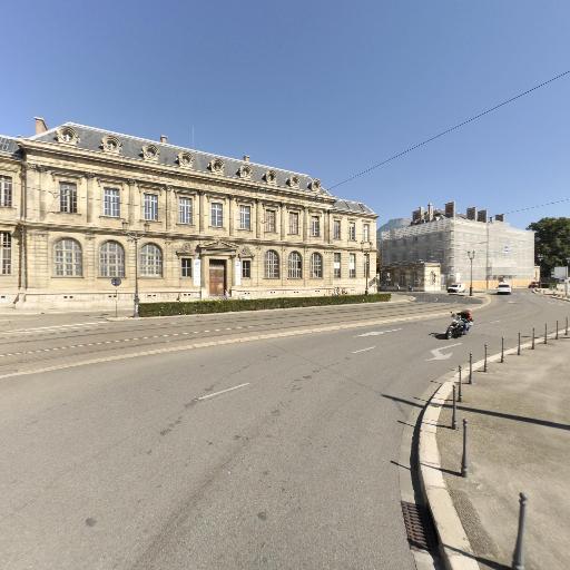 Tribunal Administratif - Tribunal et centre de médiation - Grenoble