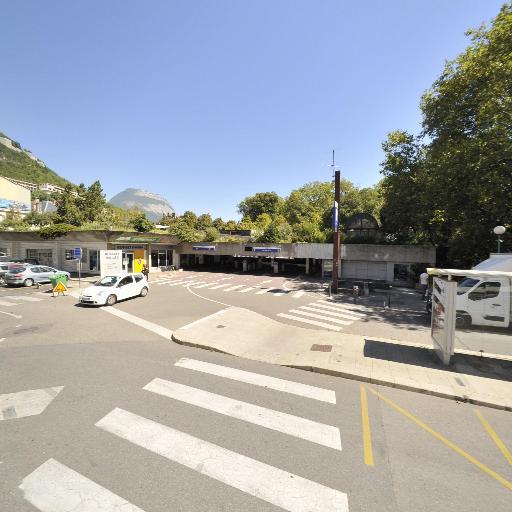 Aire de covoiturage Philipeville - Aire de covoiturage - Grenoble