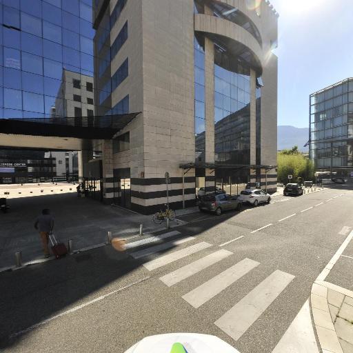Aire de covoiturage Europole - Aire de covoiturage - Grenoble