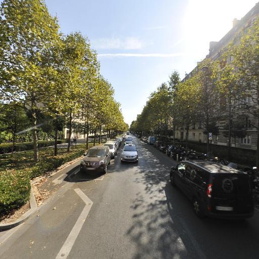 Parmentier - Parking public - Neuilly-sur-Seine