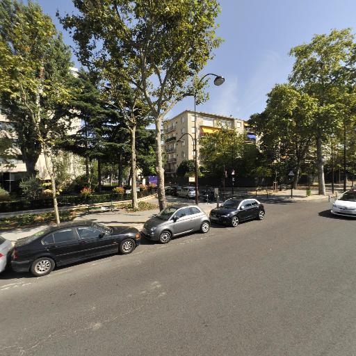 Sas de L'hotel de Neuilly - Hôtel - Neuilly-sur-Seine