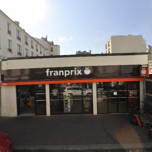 Franprix Levallois Perret - Alimentation générale - Levallois-Perret