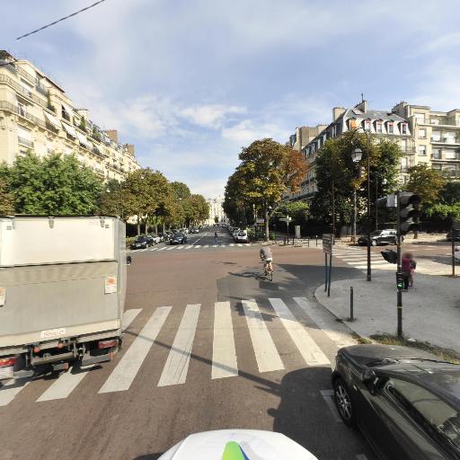 Station Vélib' Jardin d'Acclimatation - Vélos en libre-service - Paris