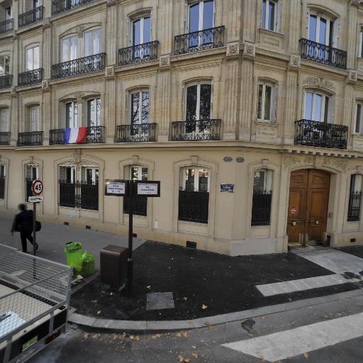 Parking Indigo - Parking public - Neuilly-sur-Seine