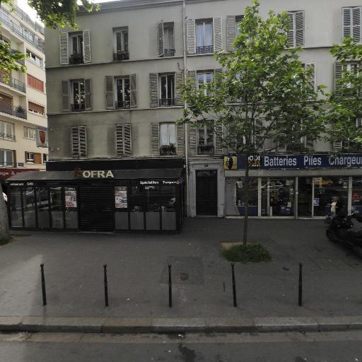 Ghibaudo Virginie - Cours de danse - Boulogne-Billancourt
