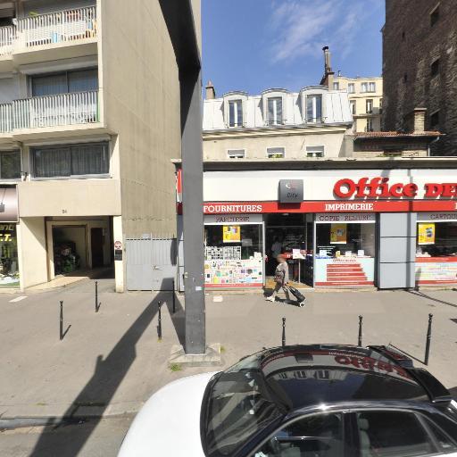 OFFICE DEPOT City Paris Boulogne - Photocopie, reprographie et impression numérique - Boulogne-Billancourt