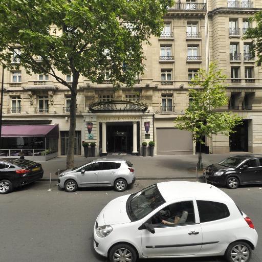 BAR LINDBERGH, Paris Marriott Opera Ambassador - Café bar - Paris