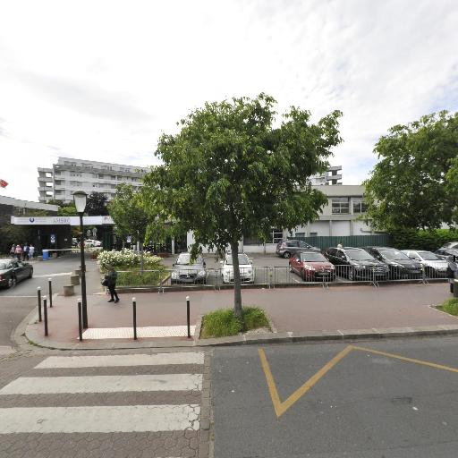 Hôpital Ambroise-Paré - Enseignement pour le social et le paramédical - Boulogne-Billancourt