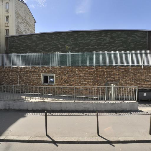 Gymnase Paul Bert - Gymnase - Boulogne-Billancourt