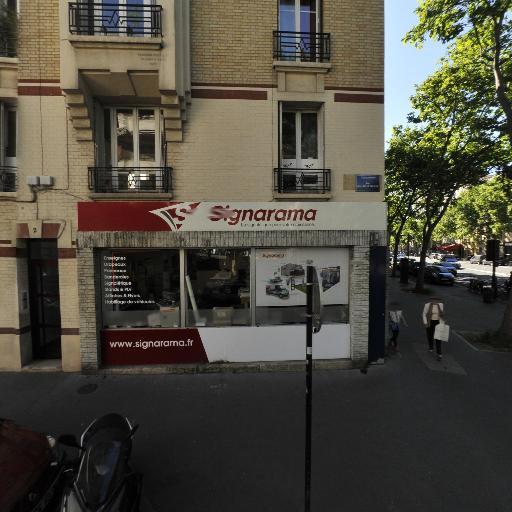 Signarama - Signalisation intérieure, extérieure - Boulogne-Billancourt