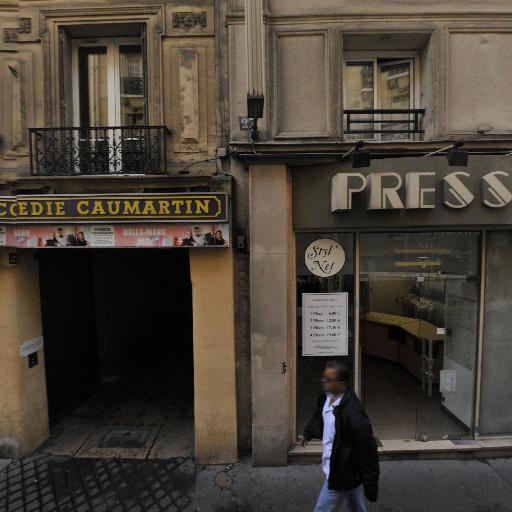 Hotel Caumartin Opéra - Astotel - Agencement de magasins - Paris