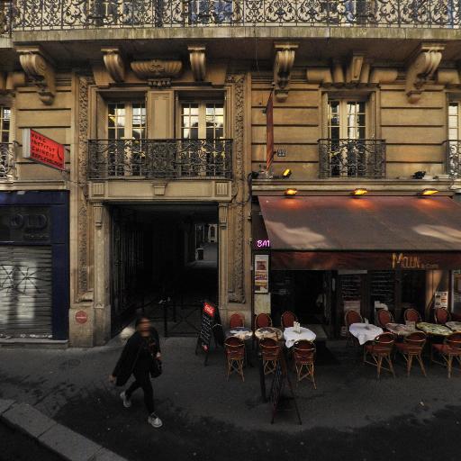 Institut Yung - Relaxation - Paris