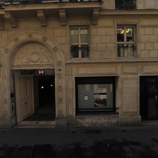 HSBC France - Banque - Paris