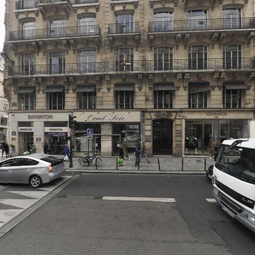 Mcdonald's - Restauration rapide - Paris