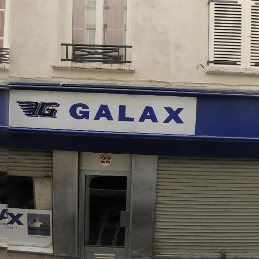 Galax - Transport aérien - Paris