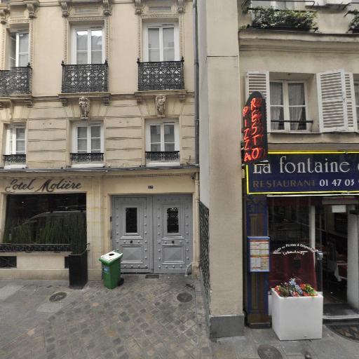 Gendarme Thierry - Boulangerie pâtisserie - Paris