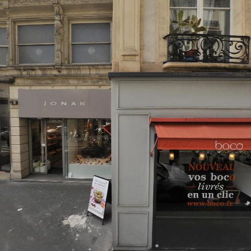 Alexy Sas - Boulangerie pâtisserie - Paris