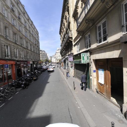 Eglantine Fabre - Coiffeur - Paris