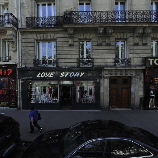 Svrj - Papeterie - Paris