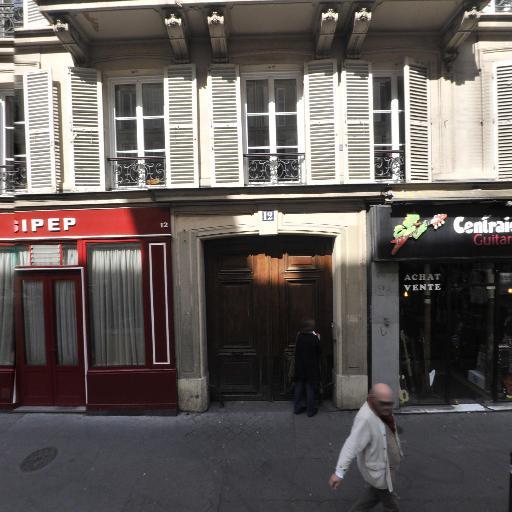 Viard Françoise - Secrétariat - Paris