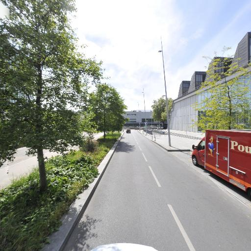 Cours de l'Ile Seguin - Parking public - Boulogne-Billancourt