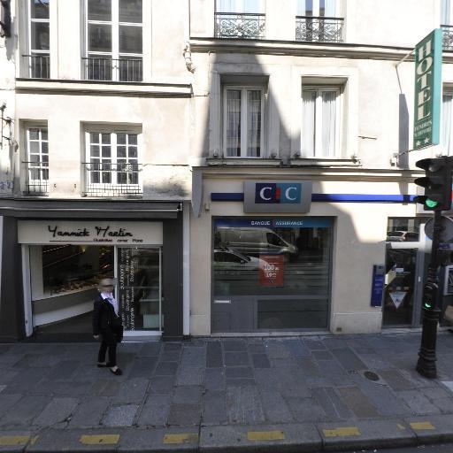 Martin Yannick - Boulangerie pâtisserie - Paris