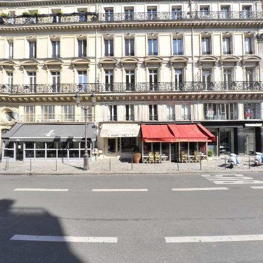 Le Comptoir du chantier - Hôtel Normandy - Coiffeur - Paris