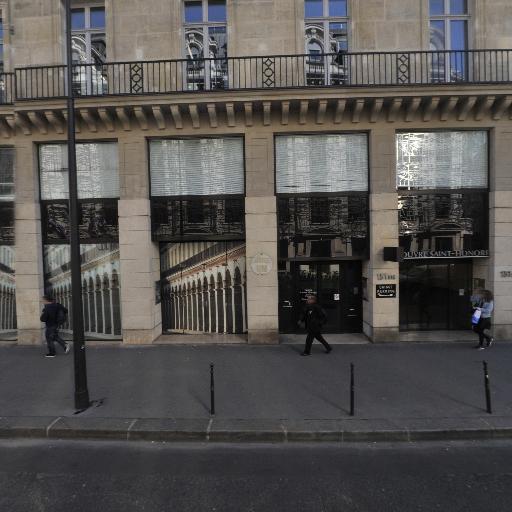 Station Vélib' Place du Palais Royal - Vélos en libre-service - Paris
