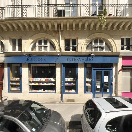 Editions Intervalles - Éditions culturelles - Paris