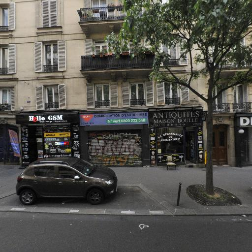 l'Alsacienne a Paris - Entrepôt - Paris