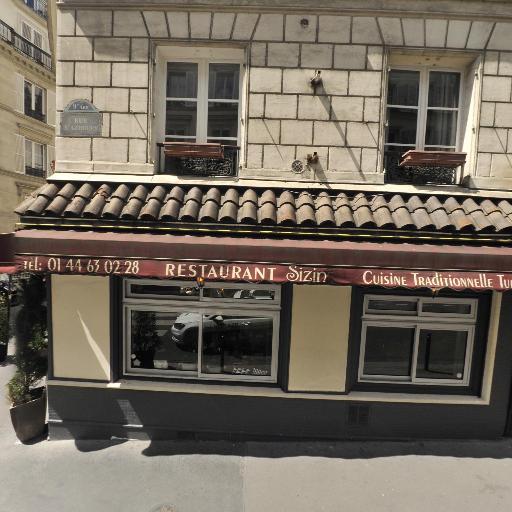 Sizin - Restaurant - Paris