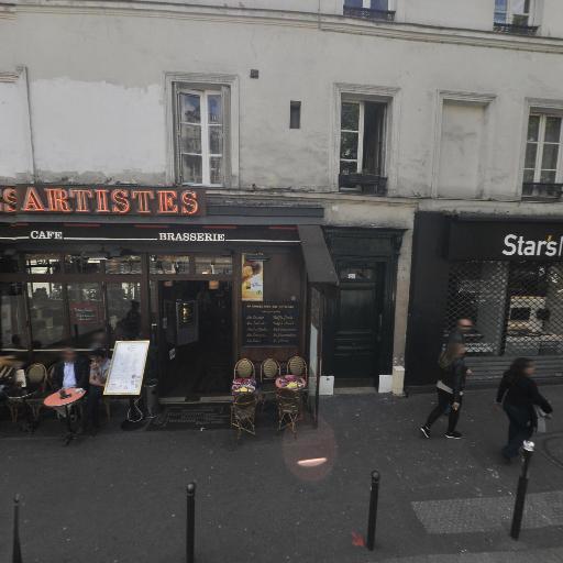 Giha - Agencement de magasins - Paris