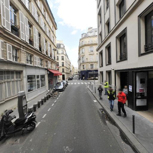 Station Vélib' Victoire - Laffitte - Vélos en libre-service - Paris