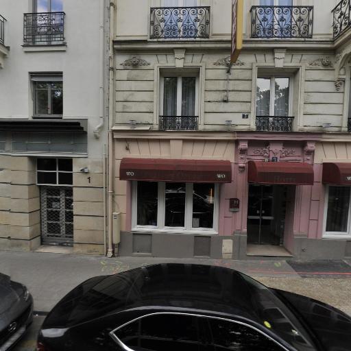 Montholon - Parking - Paris