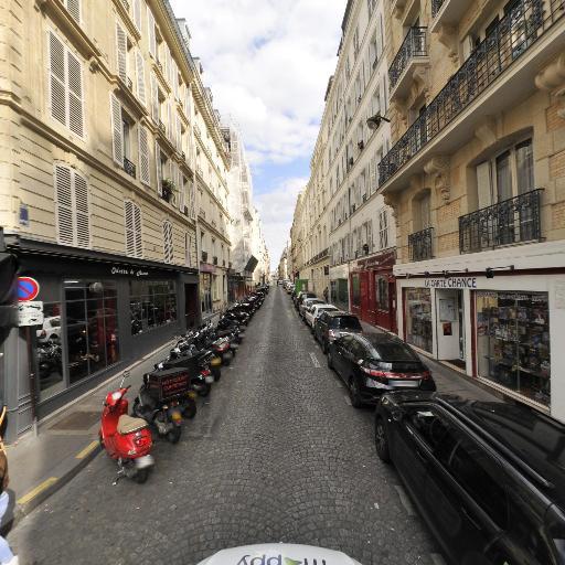 Station Vélib' Bellefond - Maubeuge - Vélos en libre-service - Paris