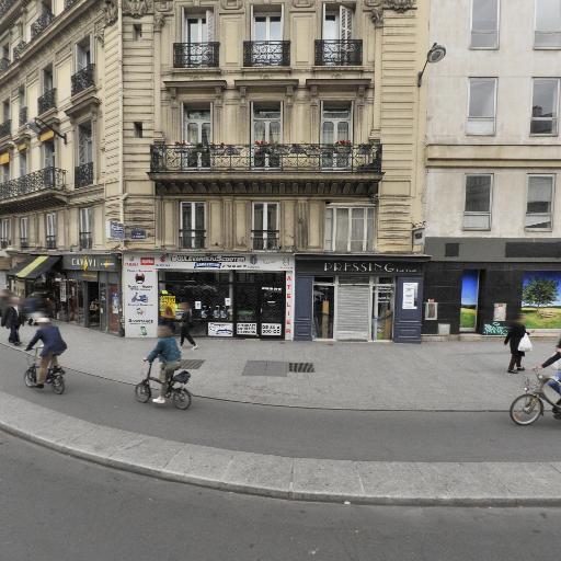 Le Boulevard Du Scooter Lafayette - Vente et réparation de motos et scooters - Paris