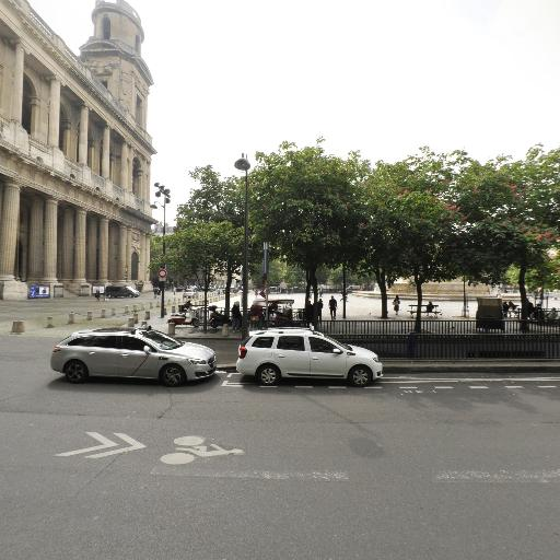 Parking Saint-Sulpice - Parking public - Paris