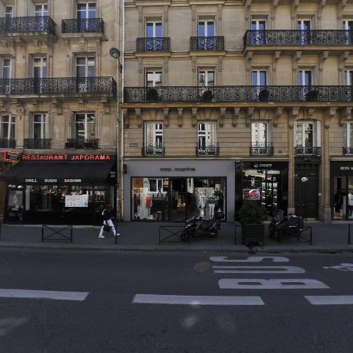 Station Vélib' Etienne Marcel - Montorgueil - Vélos en libre-service - Paris