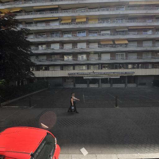 Dary Clémentine - Masseur kinésithérapeute - Boulogne-Billancourt