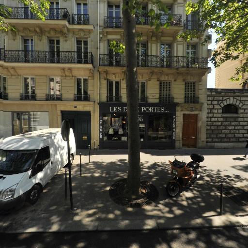 Delpar Sarl - Siège social - Paris