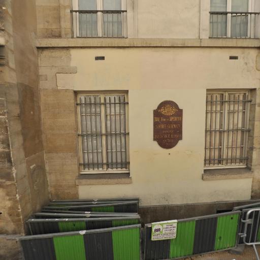 Hôtel d'Aumont - Attraction touristique - Paris