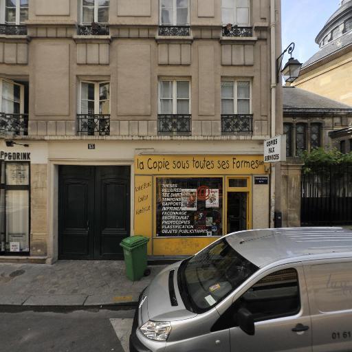 Comptoir Burotic - Dépannage informatique - Paris