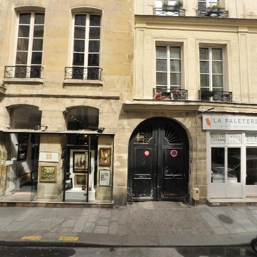 Hôtel de Chenizot - Attraction touristique - Paris