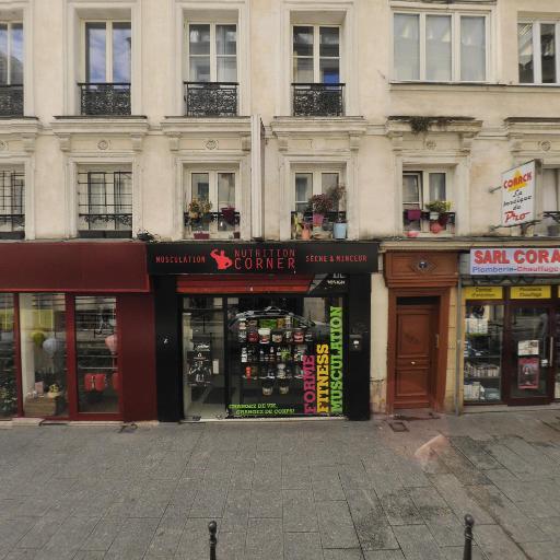 La Clé Du 10 - Cordonnier - Paris