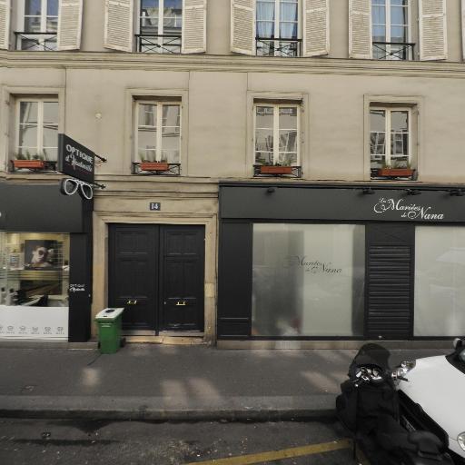 Sarl Eme Optical In - Opticien - Paris