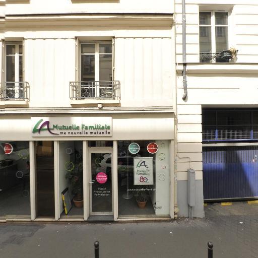 La Mutuelle Familiale - Mutuelle - Paris